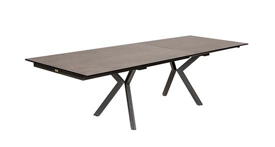 Ausziehbarer Tisch London Superior gross ohne Hintergrund