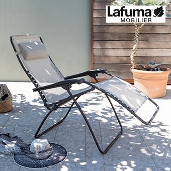 Relaxliegestuhl RSXA CLIP SEIGL in der Farbe beige